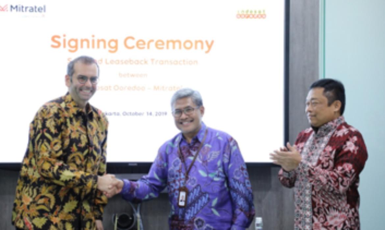Mitratel Akuisisi Menara Telekomunikasi Indosat Ooredoo